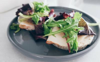 FOOD DIARY: DIT EET IK OP EEN DAG TIJDENS HET CUTTEN